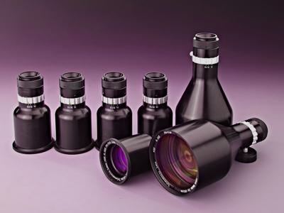 一种基于红外光谱的工业检测用远心镜头的光学系统设计